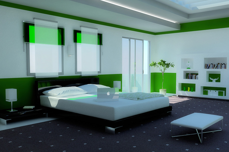 Bedroom Concept designs